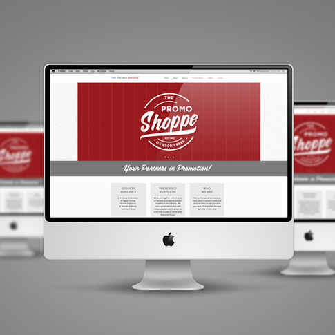 Promo Shoppe Website
