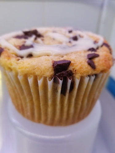 Keto - Orange Juice Muffin