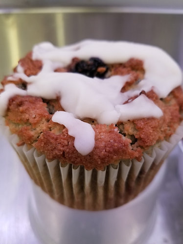 Keto - Blue BlueBerry Muffin