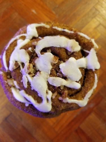 Keto - Cinnamon Roll - Vanilla or Orange Flavor