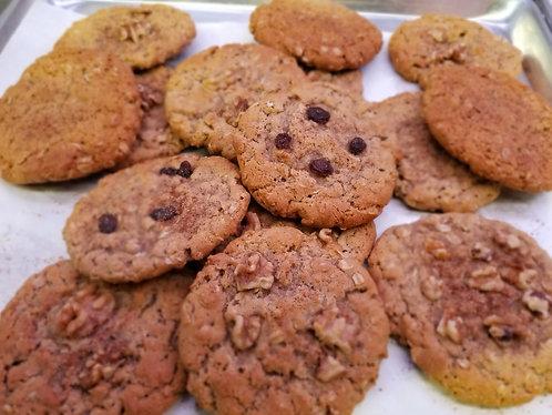 OOOH Oatmeal Chocolate Chip Cookie
