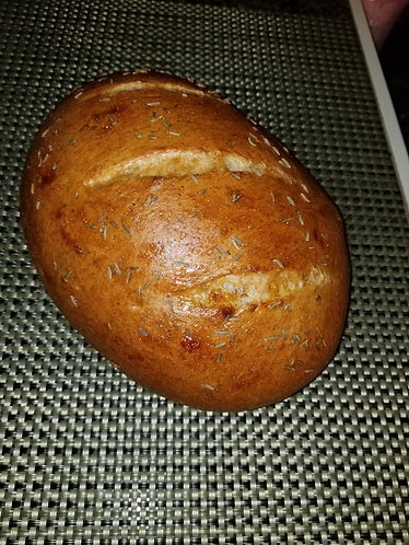 Jewish Rye Bread or Onion Rye or Marble Rye - Loafs or Round -The BEST!!!