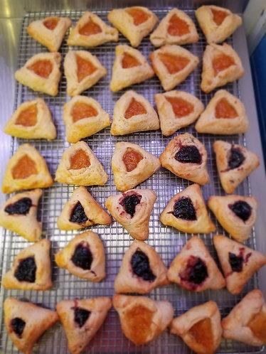 Hamantaschen Cookies -  packaged in 2