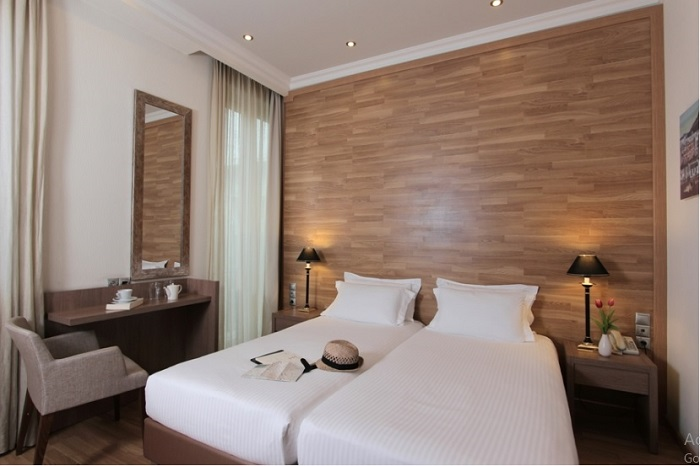 4star Hotel-Metaxourgio - 10