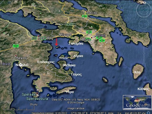 Agios Thomas Island - 1
