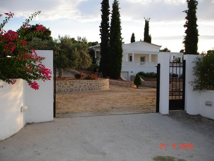 Villa in Porto Heli-10