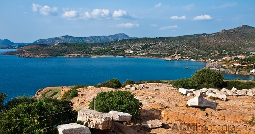 Land in Sounio - 2