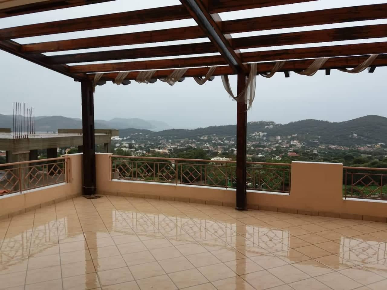 Detached House in Lagonisi-1