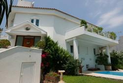Villa in Porto Rafti-1