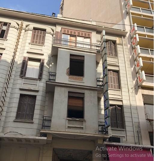 Building - Omonia sq.-5