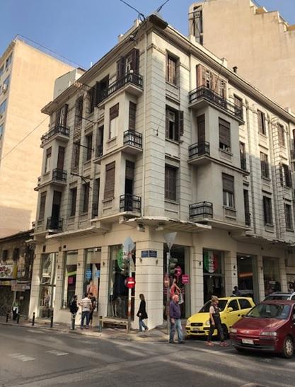 Building - Omonia sq.-1