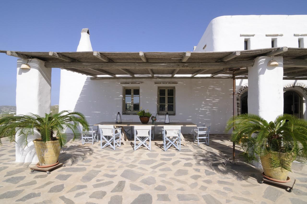 Villa 560m2 Paros-14