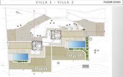 Lux Villa in Mykonos - Floor Level