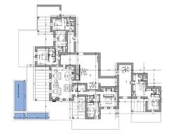 Lux Villa Paros-Plan