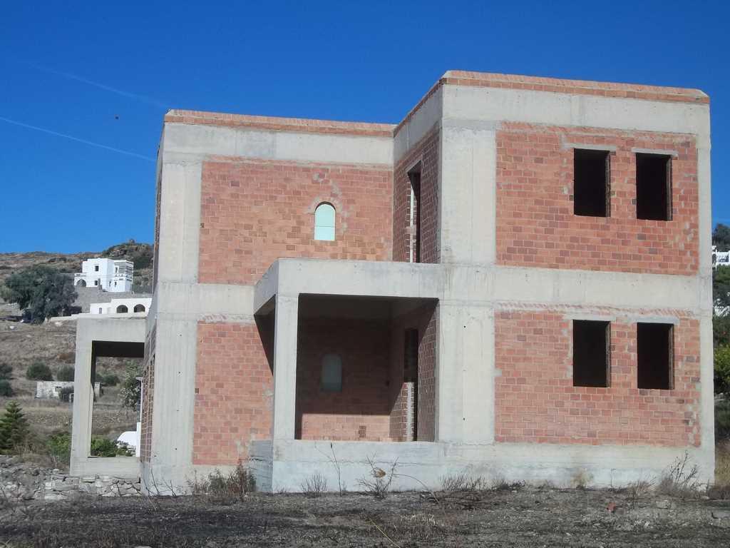 Unfinished Villa-1