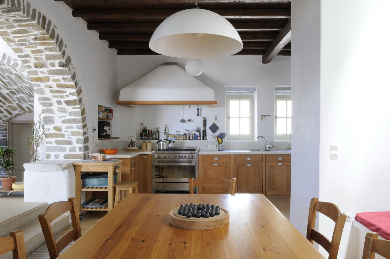 Villa 560m2 Paros-10