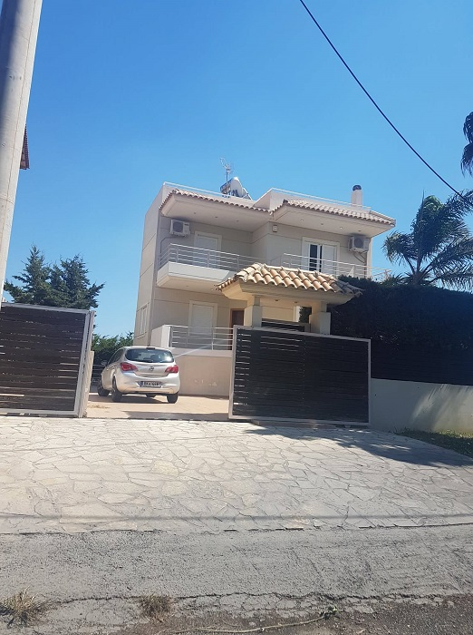 House in Lagonisi-1
