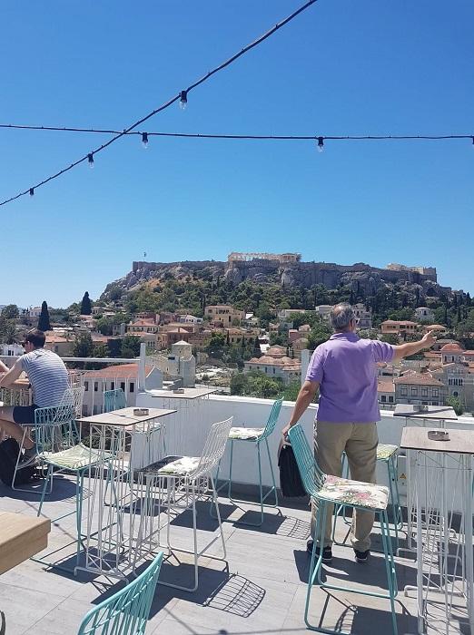 Building in Monastiraki-1