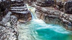 Natural Water Spring