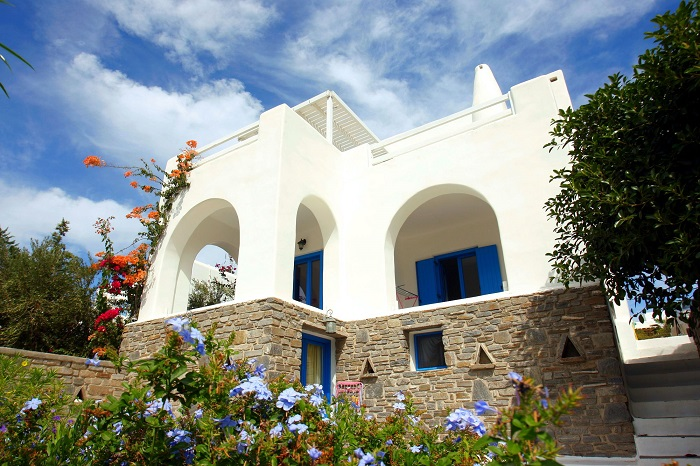 House in Kalami Paros-1