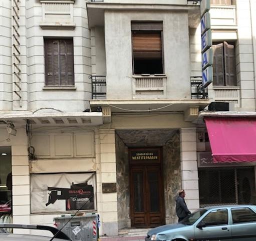 Building - Omonia sq.-3