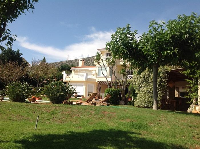 Lux Villa in Lagonisi-4