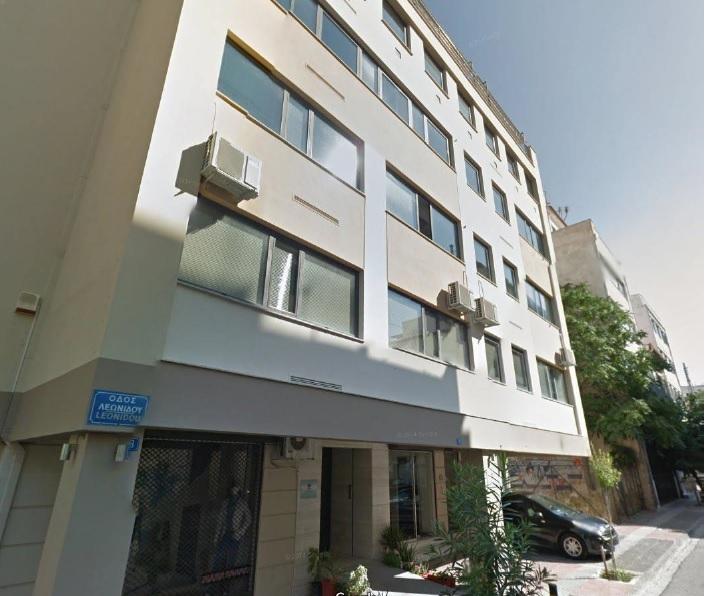 Building in Karaiskaki Sq.-2