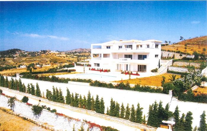 Lux Villa in Porto Heli-20