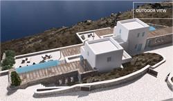 Lux Villa in Mykonos - Outdoor View6