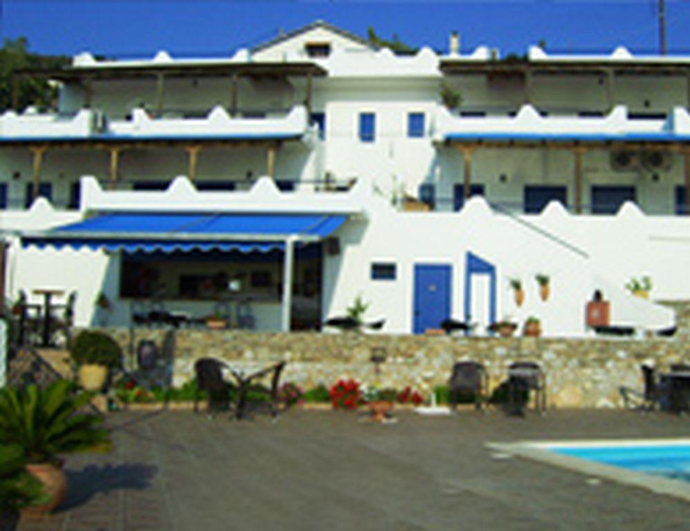 Hotel in Kymi-5