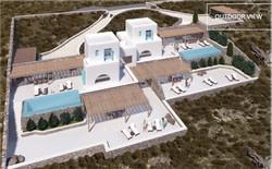 Lux Villa in Mykonos - Outdoor View