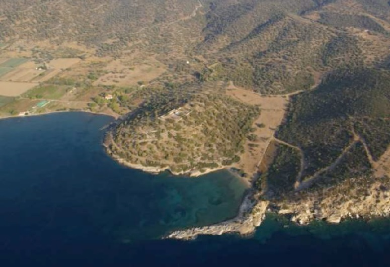 Land in Peloponese-1