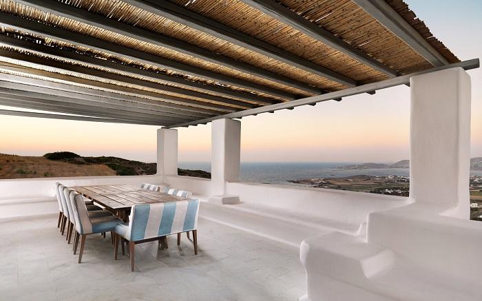 Lux Villas Complex Paros-3
