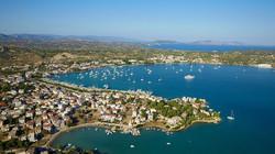 Land with Marina Porto Heli
