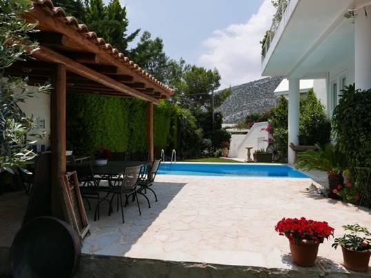 Villa in Porto Rafti-3