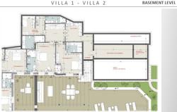 Lux Villa in Mykonos - Basement Level2
