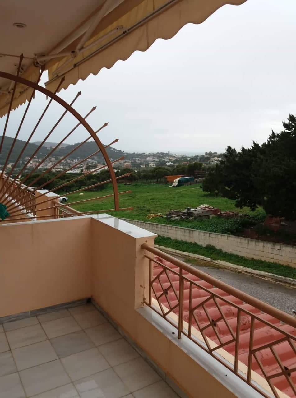 Detached House in Lagonisi-2