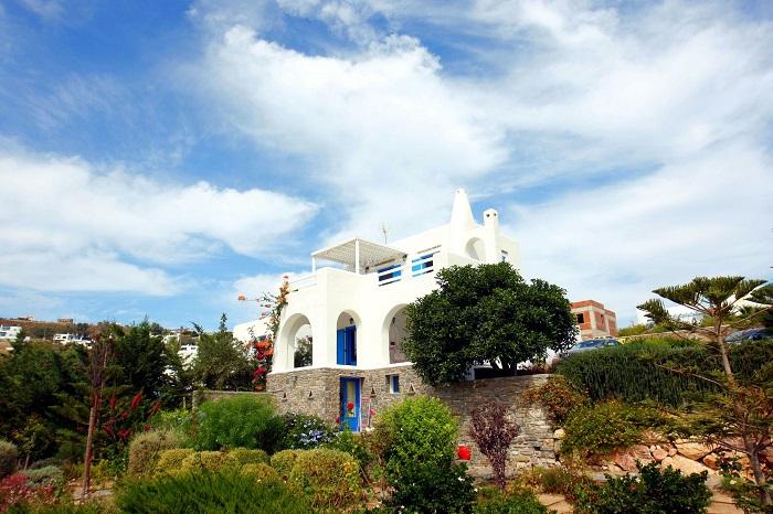 House in Kalami Paros-3
