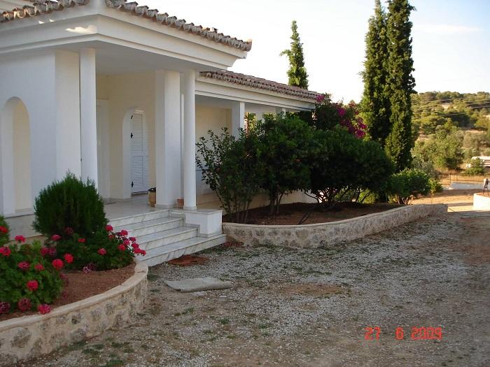 Villa in Porto Heli-12