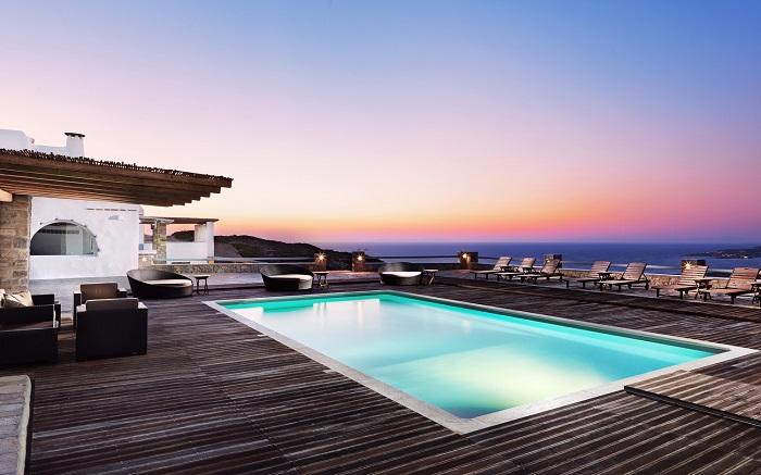 Lux Villas Complex Paros-1