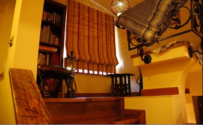 The study room