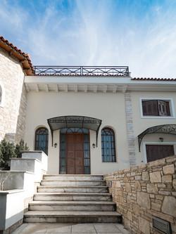 Lux Villa in Ekali-2