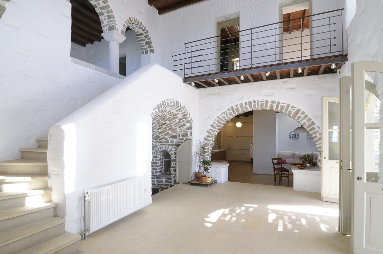 Villa 560m2 Paros-13