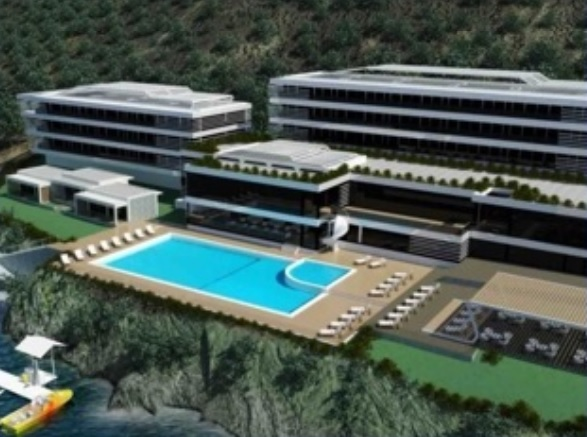 Hotel Project in Evia - 7