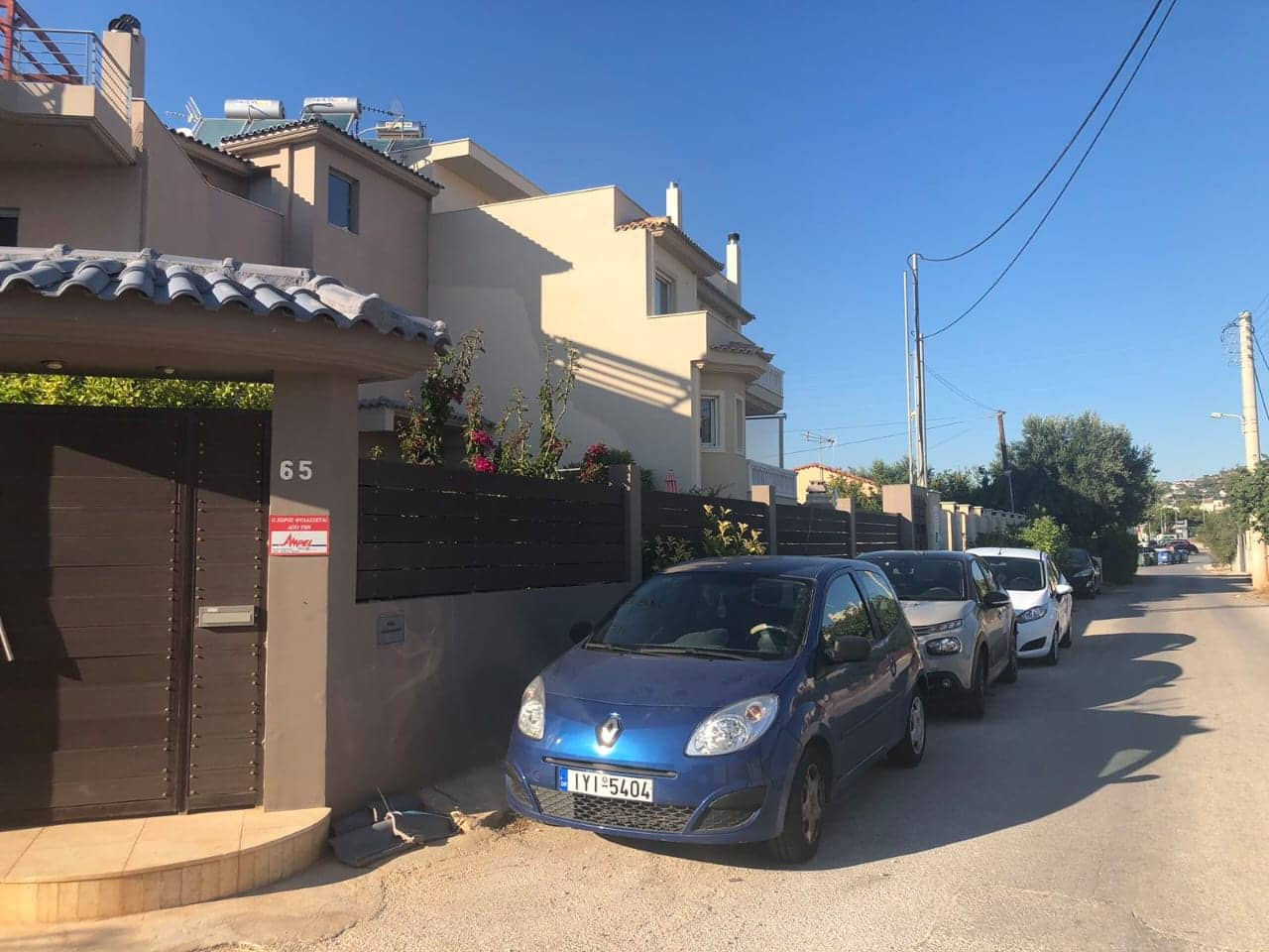 Detached House in Lagonisi-3
