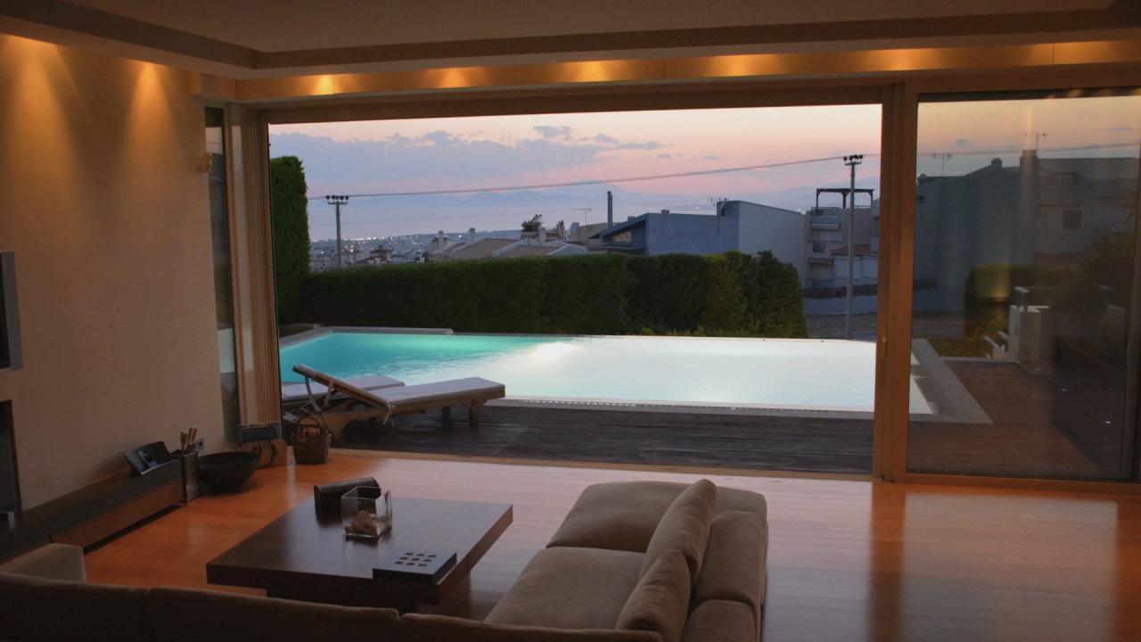 Lux Villa Glyfada-9