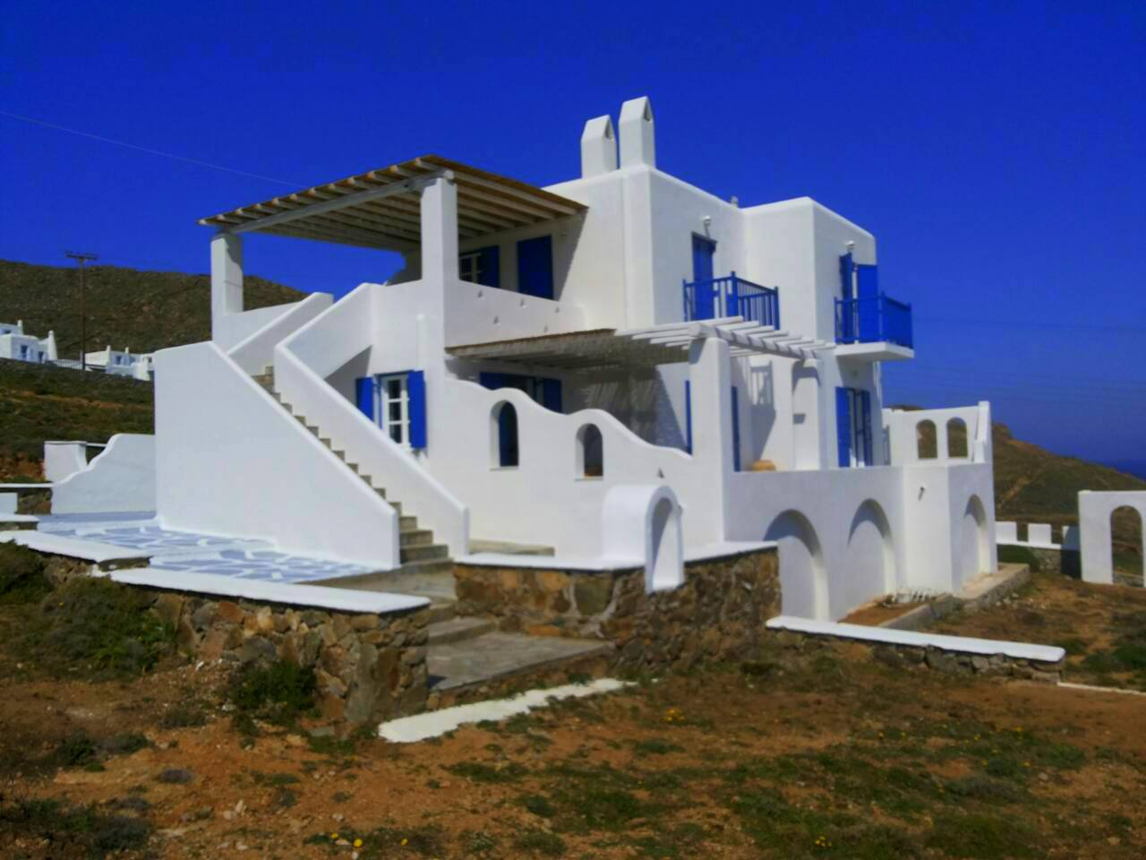 Villa in Mykonos-5