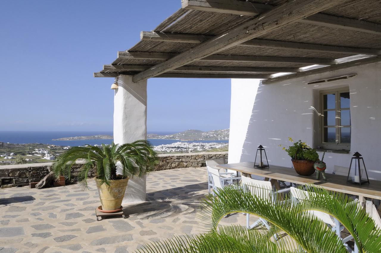 Villa 560m2 Paros-15