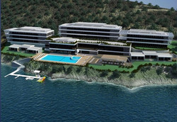 Hotel Project in Evia - 1