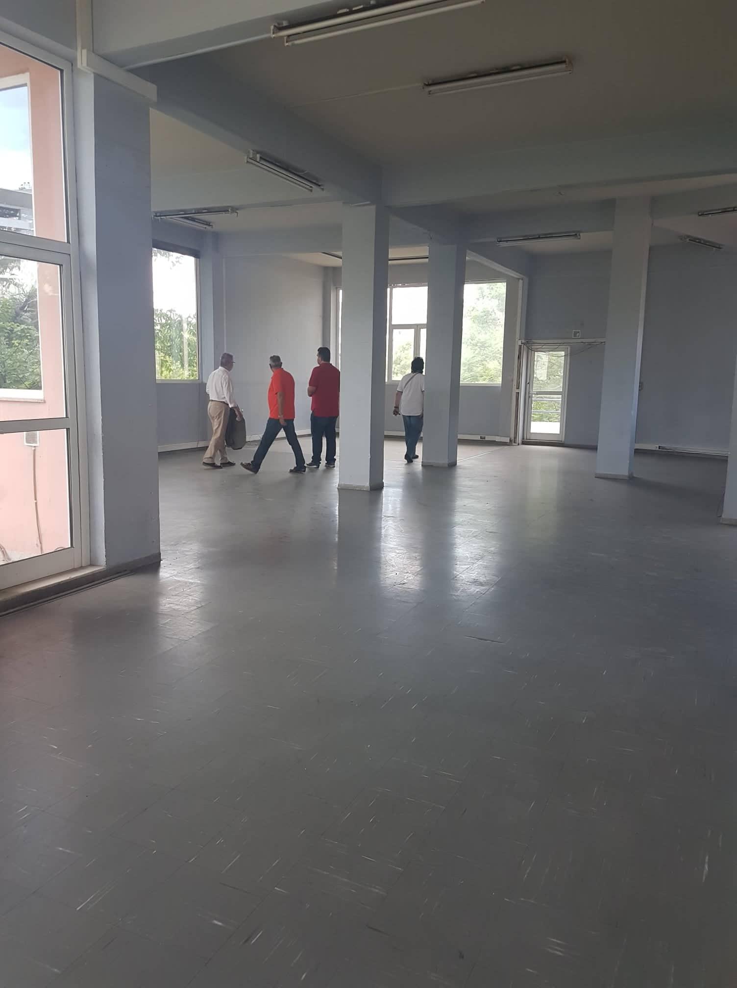 Building in Neos Kosmos-4